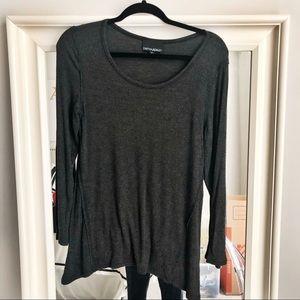 Grey Soft Cynthia Rowley T-shirt